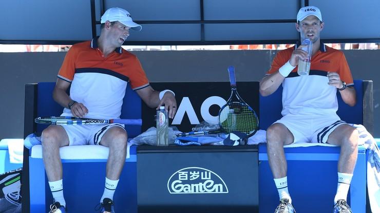 Bracia Bryanowie zakończyli tenisową karierę
