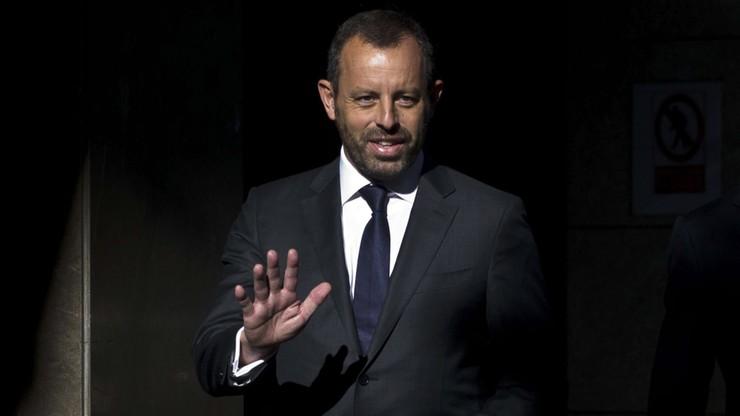 Były prezes FC Barcelona uniewinniony