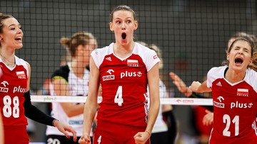 Drugie zwycięstwo polskich siatkarek nad Szwajcarią