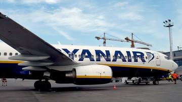 Odwołano 20 lotów Ryanaira z i do Polski. W sumie 400 odwołanych lotów