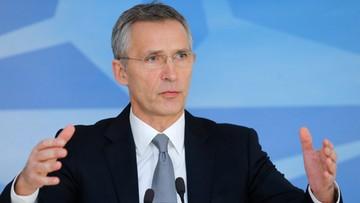 NATO: żądamy wstrzymania rosyjskich nalotów w Syrii