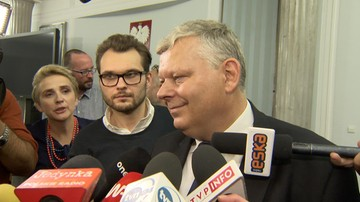 Suski: projekt ws. obniżki wynagrodzeń parlamentarzystów - najpóźniej na następnym posiedzeniu Sejmu