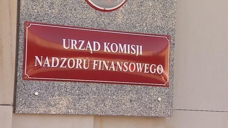Kary finansowe dla dwóch Towarzystw Funduszy Inwestycyjnych