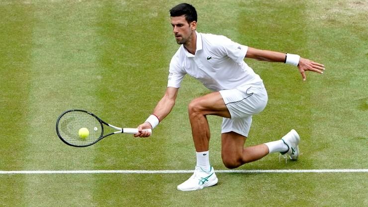 Rankingi ATP: Djokovic nadal liderem, awans Miedwiediewa i spadek Hurkacza
