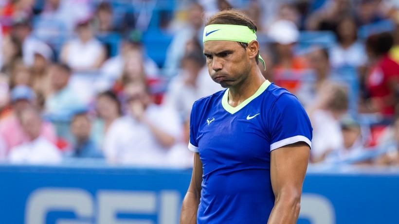 ATP w Waszyngtonie: Porażka Rafaela Nadala w drugiej rundzie