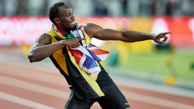 Usain Bolt: Nie mam na razie cierpliwości, by być trenerem