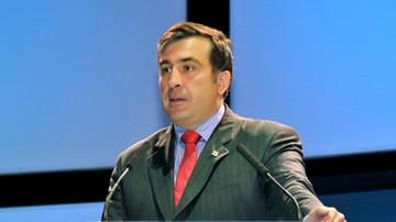 Saakaszwili chce przedstawić rządowi swoje osiągnięcia w Odessie