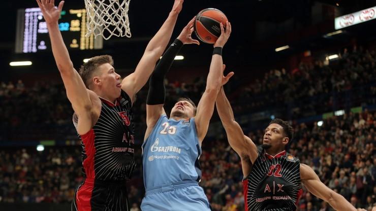Euroliga koszykarzy: Zenit Mateusza Ponitki może uniknąć walkowerów