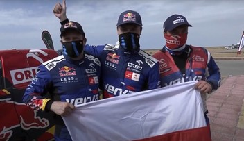 Dakar 2021: Słodko-gorzka edycja dla Orlen Teamu