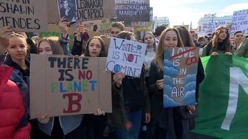 150 krajów, 60 polskich miast. Protesty przeciwko zmianom klimatu [WIDEO]