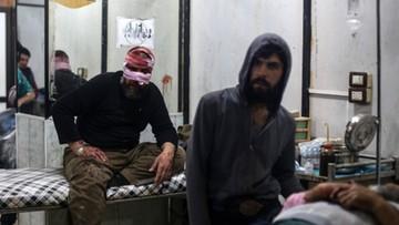 Nowy bilans ofiar ataku chemicznego w Syrii