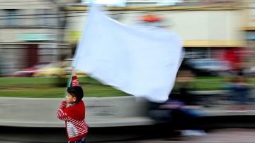 """Kolumbijczycy mówią """"nie"""" dla porozumienia"""