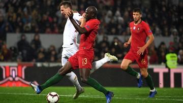 Piłkarska LN: Polska zremisowała z Portugalią 1:1 na pożegnanie z dywizją A