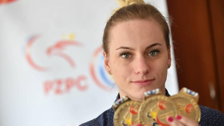 Łochowska ze złotym medalem mistrzostw Europy!