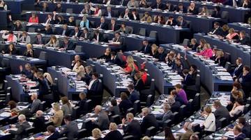 Parlament Europejski przyjął rezolucję o kryzysie wokół TK w Polsce