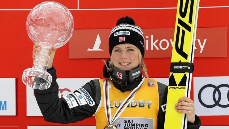 Wypadek na skoczni w Lillehammer. Znów ucierpiała mistrzyni olimpijska
