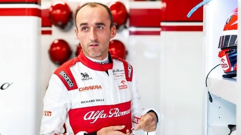 Robert Kubica znowu wystartuje w European Le Mans Series