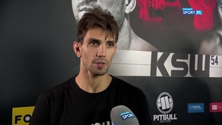 Ziółkowski: Jak zaczynałem zawodowe starty, to w miesiąc stoczyłem trzy walki