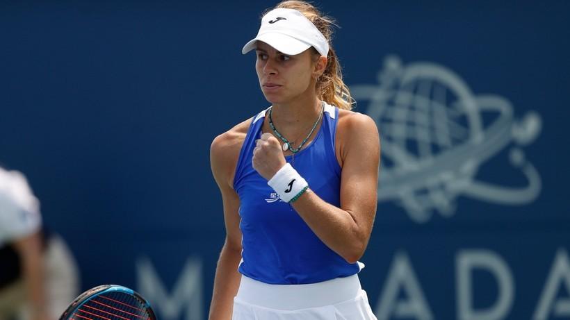 WTA w Ostrawie: Linette wygrała z Dodin