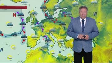 Prognoza pogody - piątek, 14 maja - popołudnie