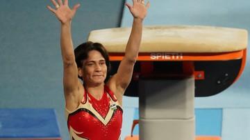 Tokio 2020: 46-letnia gimnastyczka nie wygrała, ale dostała owacje na stojąco