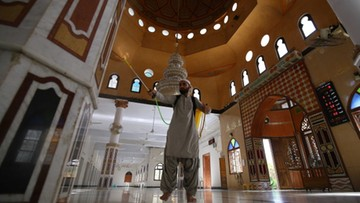 Ramadan w dobie koronawirusa. Muzułmanie rozpoczynają miesiąc postu