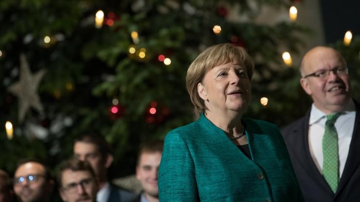 Merkel rozmawiała z rodzinami ofiar zamachu w Berlinie. Obiecała pomoc, będzie też kolejne spotkanie