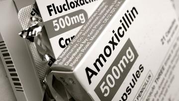 Dzieci leczone antybiotykami narażone są na astmę lub otyłość