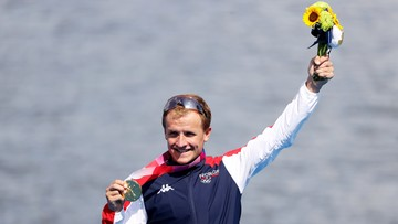 Tokio 2020: Triumf Kristiana Blummenfelta w triathlonie