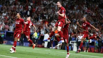Liverpool zwycięzcą piłkarskiej Ligi Mistrzów