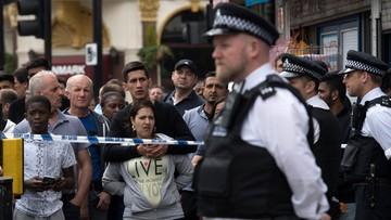"""Londyńska policja oddała ponad 50 strzałów w kierunku zamachowców. """"Bezprecedensowa liczba"""""""