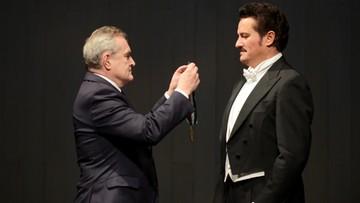 """Minister Gliński wybuczany po koncercie tenora. """"Przypominam, że jesteśmy w Operze Narodowej"""""""