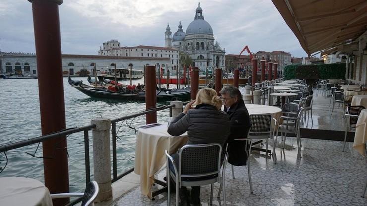 Wenecja wraca do normalnego życia po ostatnich powodziach