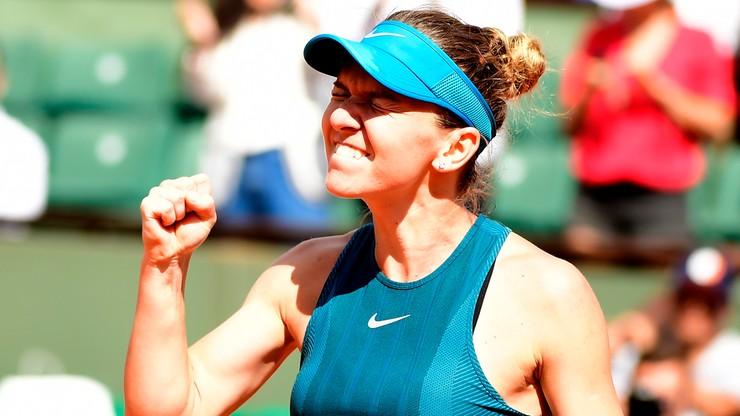 French Open: Halep pokonała Muguruzę i po raz trzeci zagra w finale