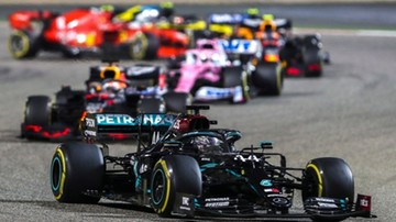 Formuła 1: Mercedes ma problemy z silnikiem na nowy sezon