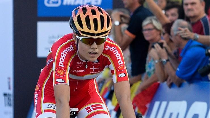 Dookoła Wielkiej Brytanii: Dideriksen wygrała etap, Rivera wciąż liderką