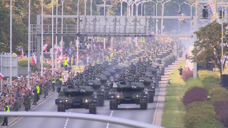 Tegoroczna defilada z okazji Święta Wojska Polskiego odbędzie się w Katowicach