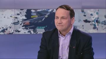 Sikorski: dzisiaj jest mi bliżej do Millera, niż do Kaczyńskiego