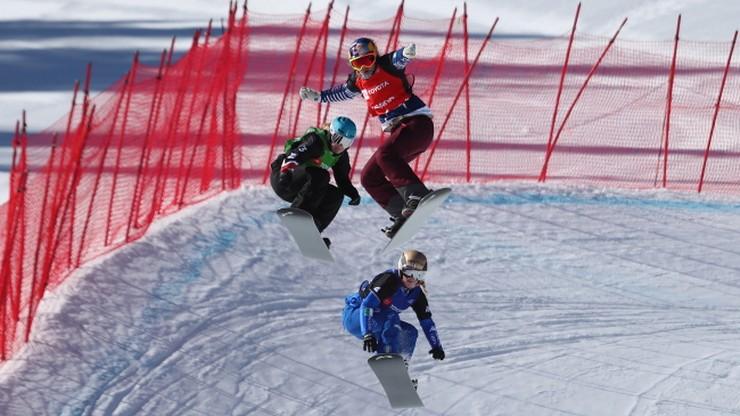 MŚ w snowboardzie: Medale w snowcrossie wręczone