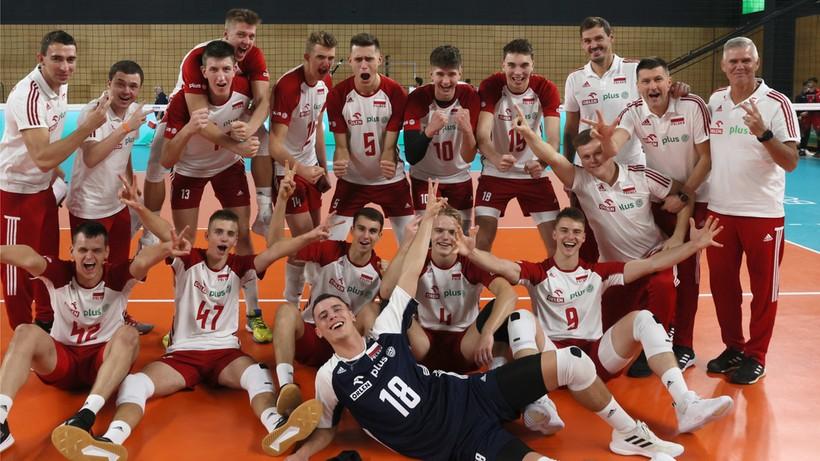 Polscy siatkarze poznali rywala w półfinale mistrzostw świata U–21