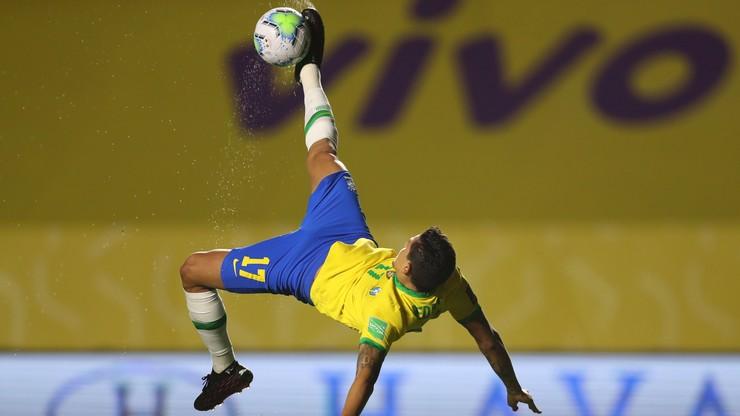El. MŚ 2022: Wygrane Brazylii i Argentyny. Sześć goli Ekwadoru