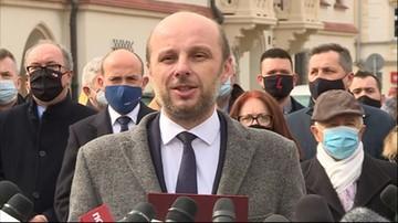 Partia Zielonych poparła kandydaturę Konrada Fijołka na prezydenta Rzeszowa