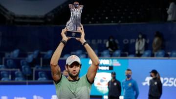 ATP w Belgradzie: Czwarty tytuł Matteo Berrettiniego