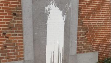Holandia: zdewastowany pomnik zamordowanych Żydów