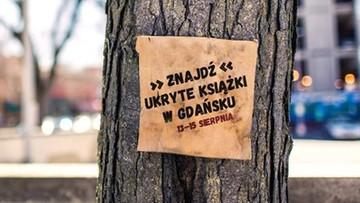 Zamiast pokemonów poszukaj książki. Akcja Książka Go w Gdańsku