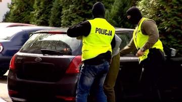 Podejrzewany o zabójstwo w Wejherowie doprowadzony do prokuratury
