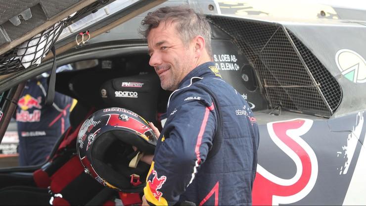 Sebastien Loeb został kierowcą w teamie... Lewisa Hamiltona