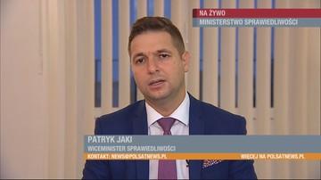"""Prezydent Warszawy nie stawia się przed komisją reprywatyzacyjną, bo ma coś do ukrycia - Patryk Jaki w """"Gościu Wydarzeń"""""""