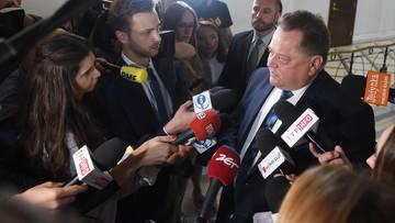 Zieliński: zwróciłem się do RPO o informacje dotyczące 95-letniego powstańca