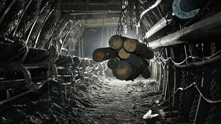 Trasa dla turystów 335 metrów pod ziemią w zabytkowej kopalni
